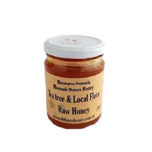 Raw Tea Tree & Local Flora Honey - babesfarmfreshproduce