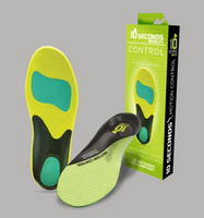 10 Seconds Motion Control Performance Insoles*
