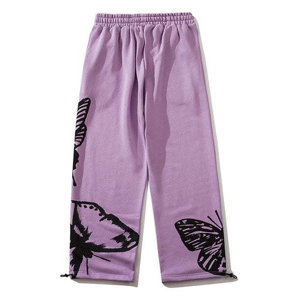 """Butterfly Family Of Three"" Jogger Pant - Maener"