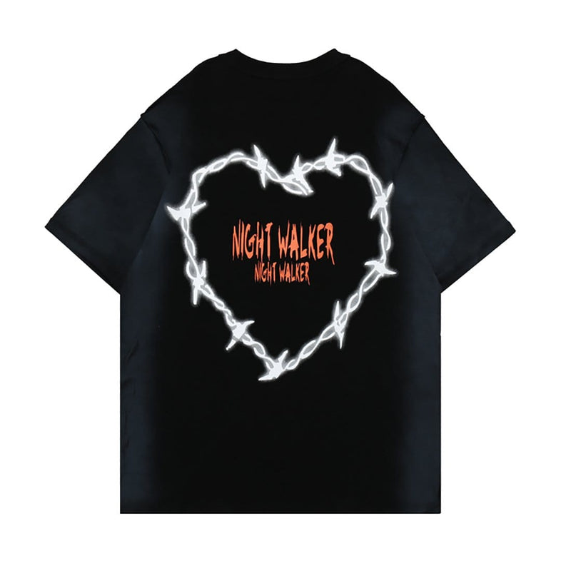 """Mirror of Heart"" T-Shirt - Maener"