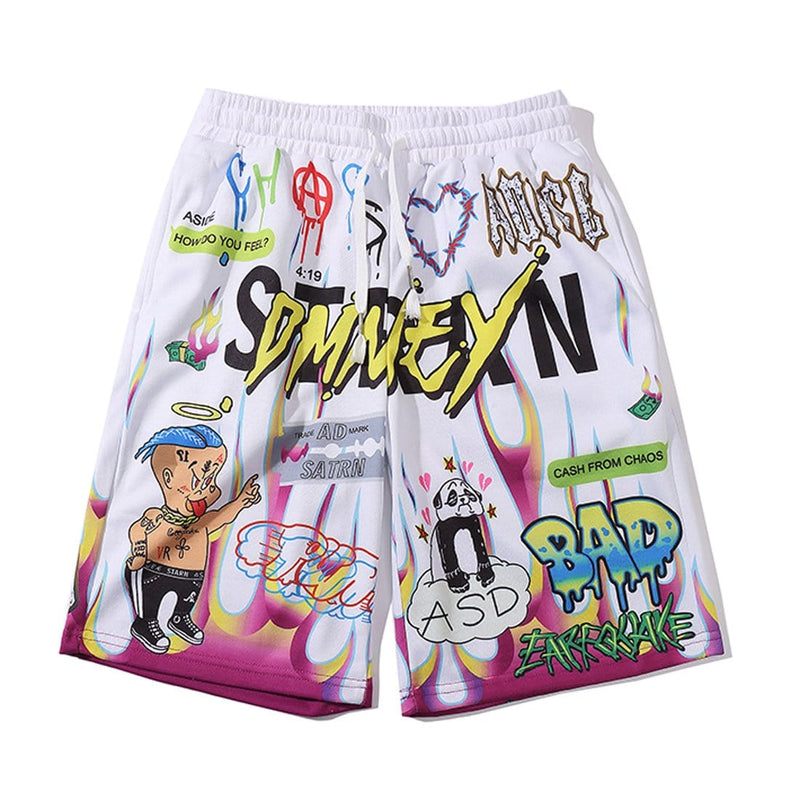 """Dmney"" shorts - Maener"