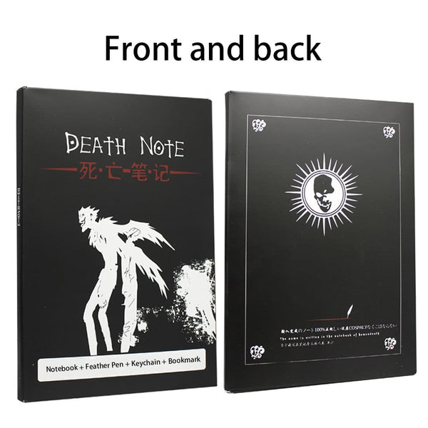 """Deathnote"" Combination Pack Book - Maener"