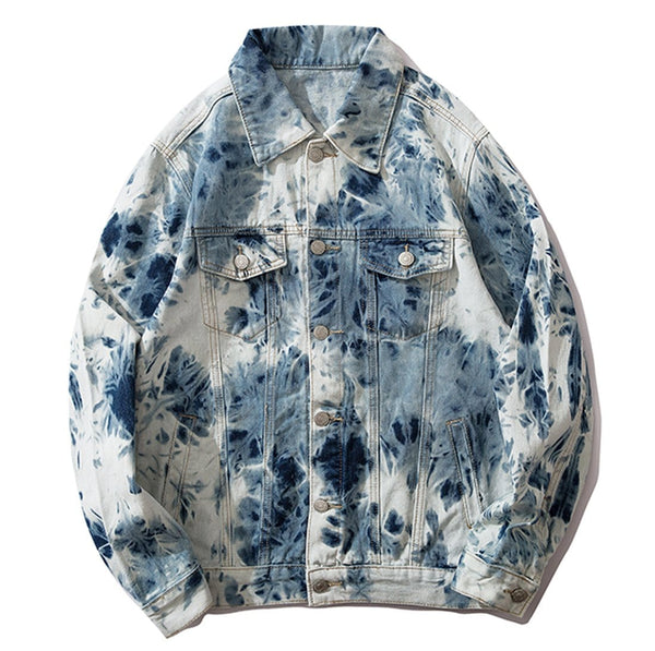 """Aquamarine"" Denim Jacket - Maener"