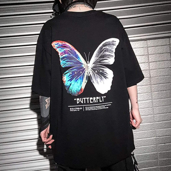 """Butterfly S19 Ctre 01"" T-shirt - Maener"