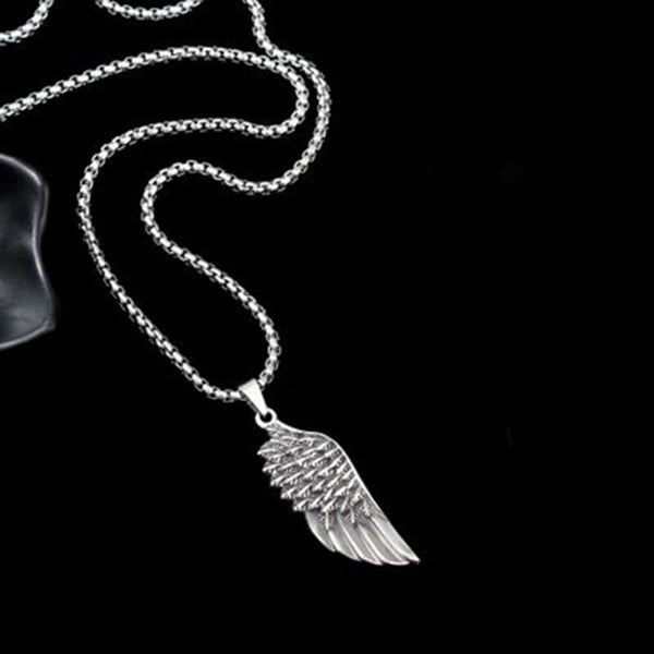 """Angel Wings"" Necklace - Maener"