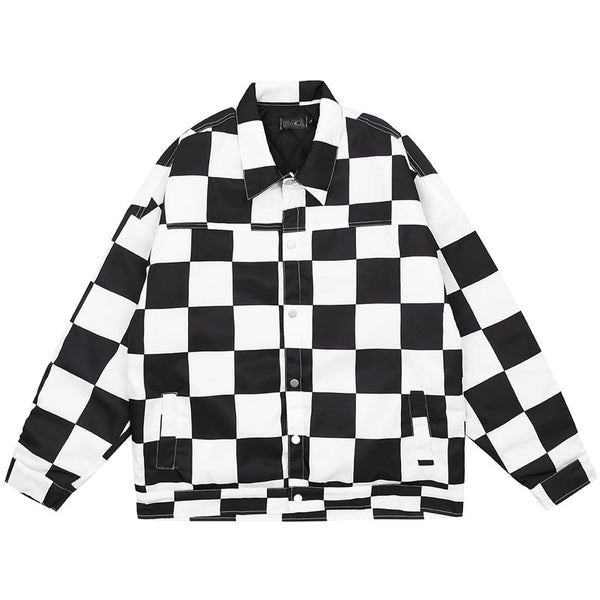 """Magic Table"" Varsity Jacket - Maener"