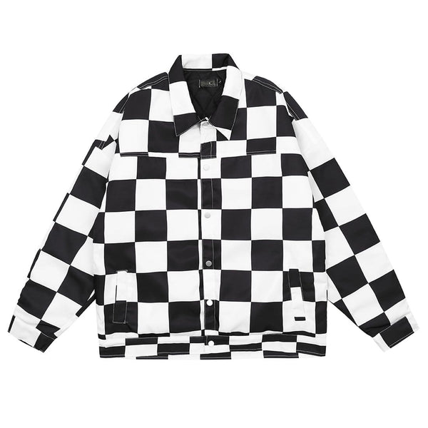 """CET LOST"" Jacket - Maener"