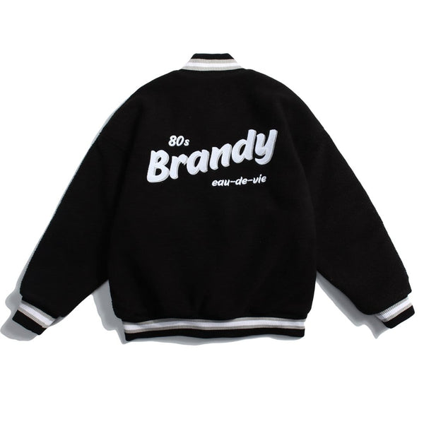 """Brandy"" Lambswool Jacket - Maener"