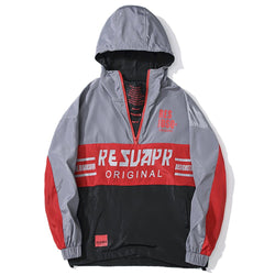 """RES JDSQ"" Sweatshirt Jacket - Maener"