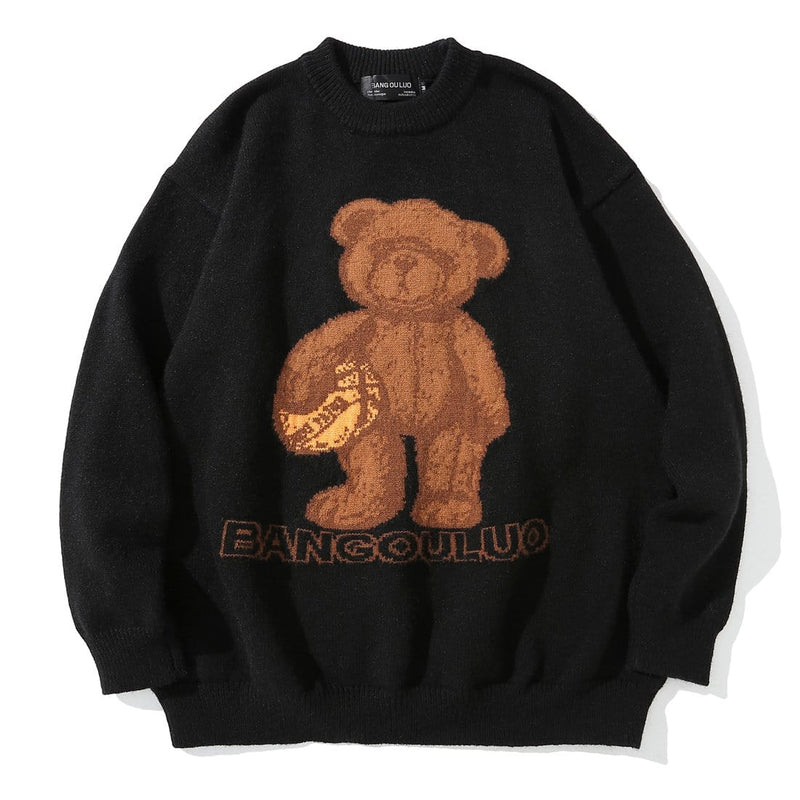 """Playing Basketball Cubs"" Sweater - Maener"