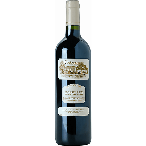 CHATEAU DE BRANDEY Bordeaux 750ml