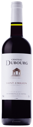 France. It is in an open, fruity style with a dominance of 80% Merlot with 20% Cabernet Franc giving juicy acidity, red fruits and some concentration