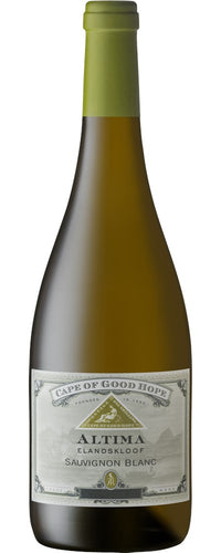 Cape of Good Hope.  Bold tropical granadilla- and gooseberry notes tinged with grapefruit and lime zest