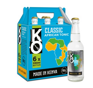 Kenyan Originals Tonic, Classic 6 Pack