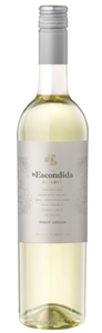 Argentina. This Pinot Grigio is refreshing, light and yet lively, with aromas of tropical fruits; flavours of peach,apricot and orange peel.