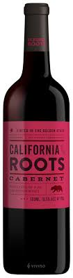 CALIFORNIA ROOTS Cabernet Sauvignon 750ml