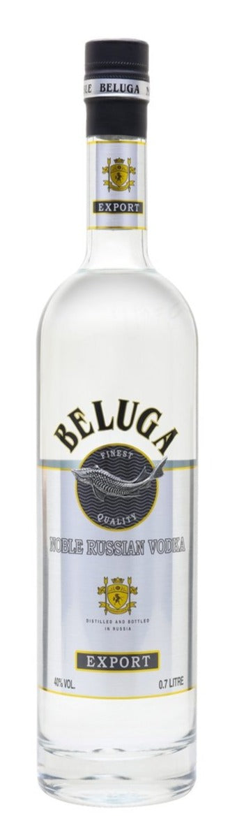 BELUGA Noble Vodka 750ml