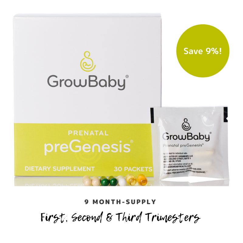 9-Month Supply preGenesis®