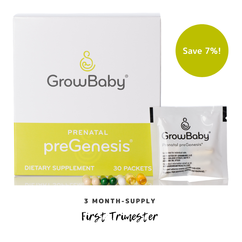 3-Month Supply preGenesis®