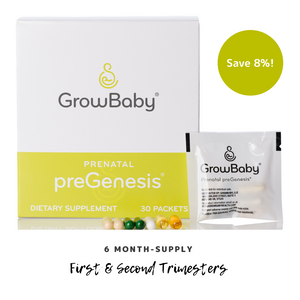 6-Month Supply preGenesis®