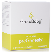 Load image into Gallery viewer, GrowBaby preGenesis® Prenatal