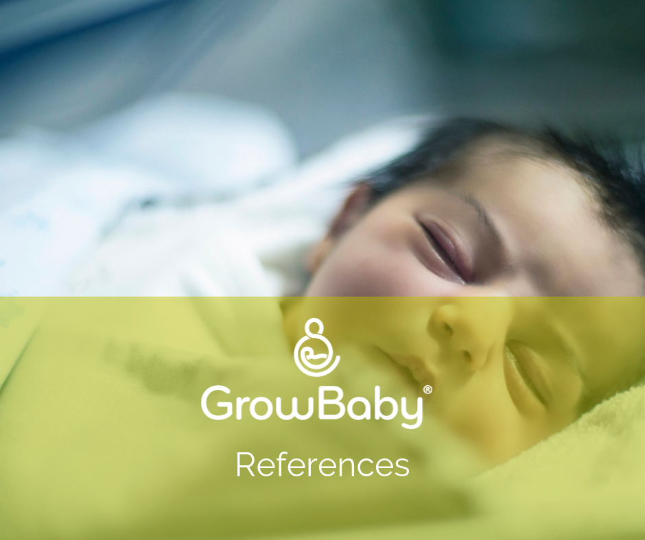 GrowBaby® References