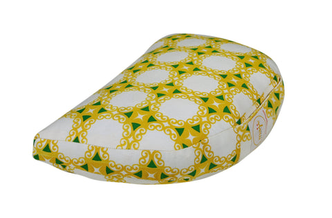 Om Zafu Meditation Pillow - Fit For Trips