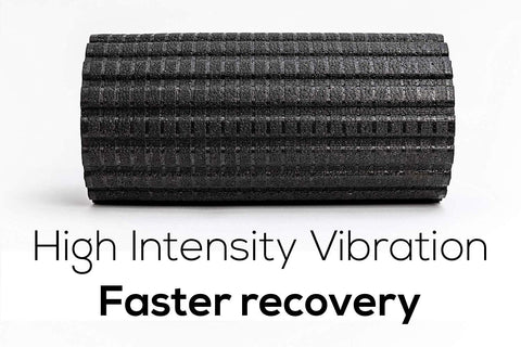 Trail Fit 4-Speed Vibrating Foam Roller - Fit For Trips