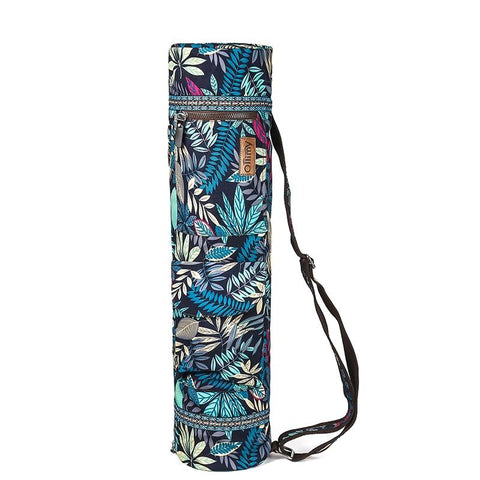 Printed Yoga Mat Bag - Waterproof/Easy to Clean - Fit For Trips