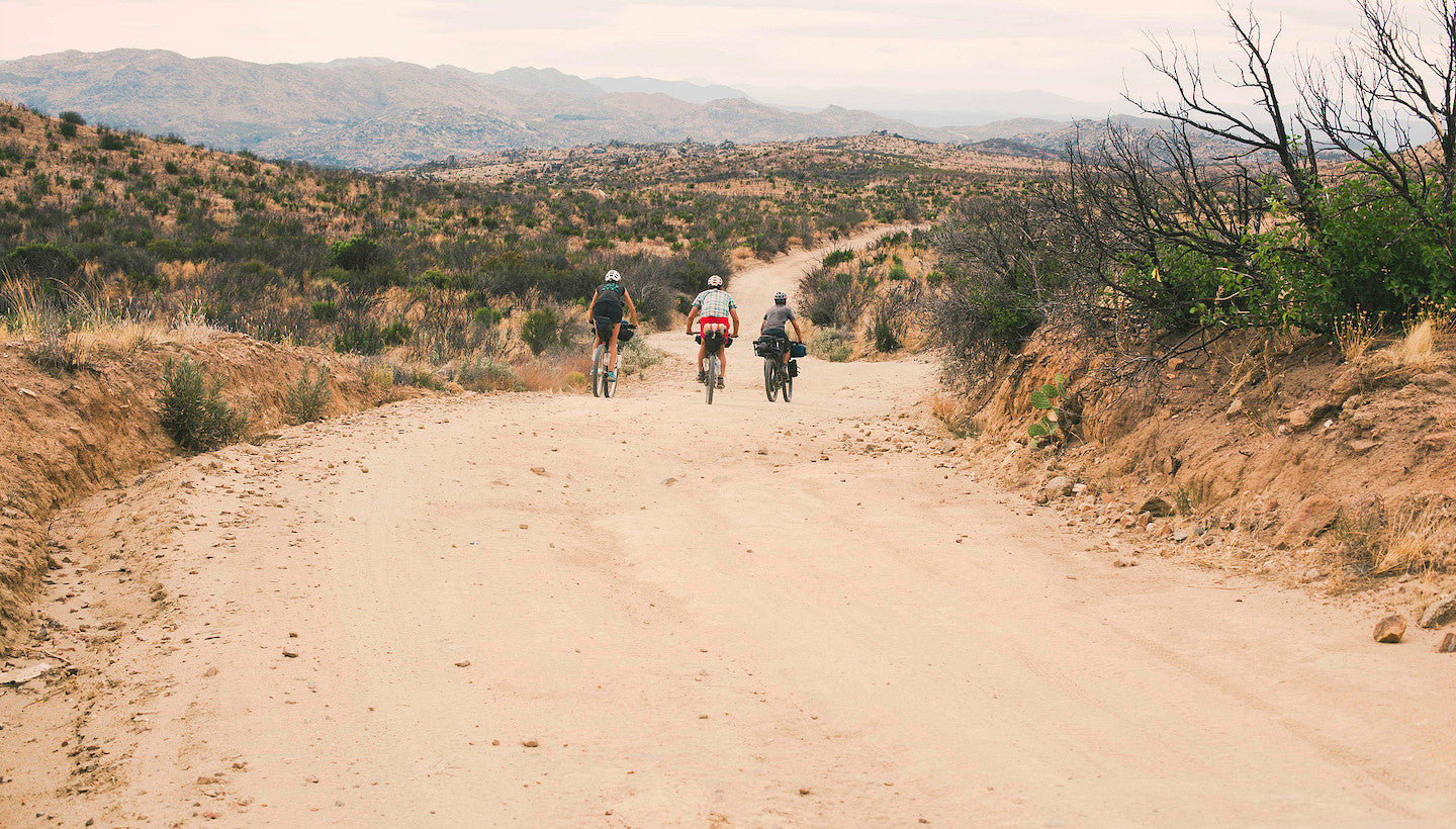 Bikepacking the Baja Divide