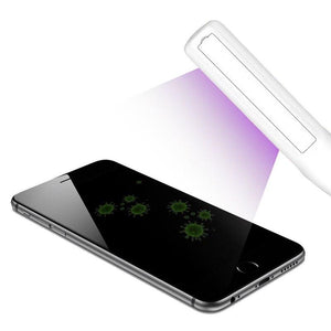 UVC Sterilight Wand™ - Disinfect 99.9% of Viruses, Germs and Bacteria Within Seconds