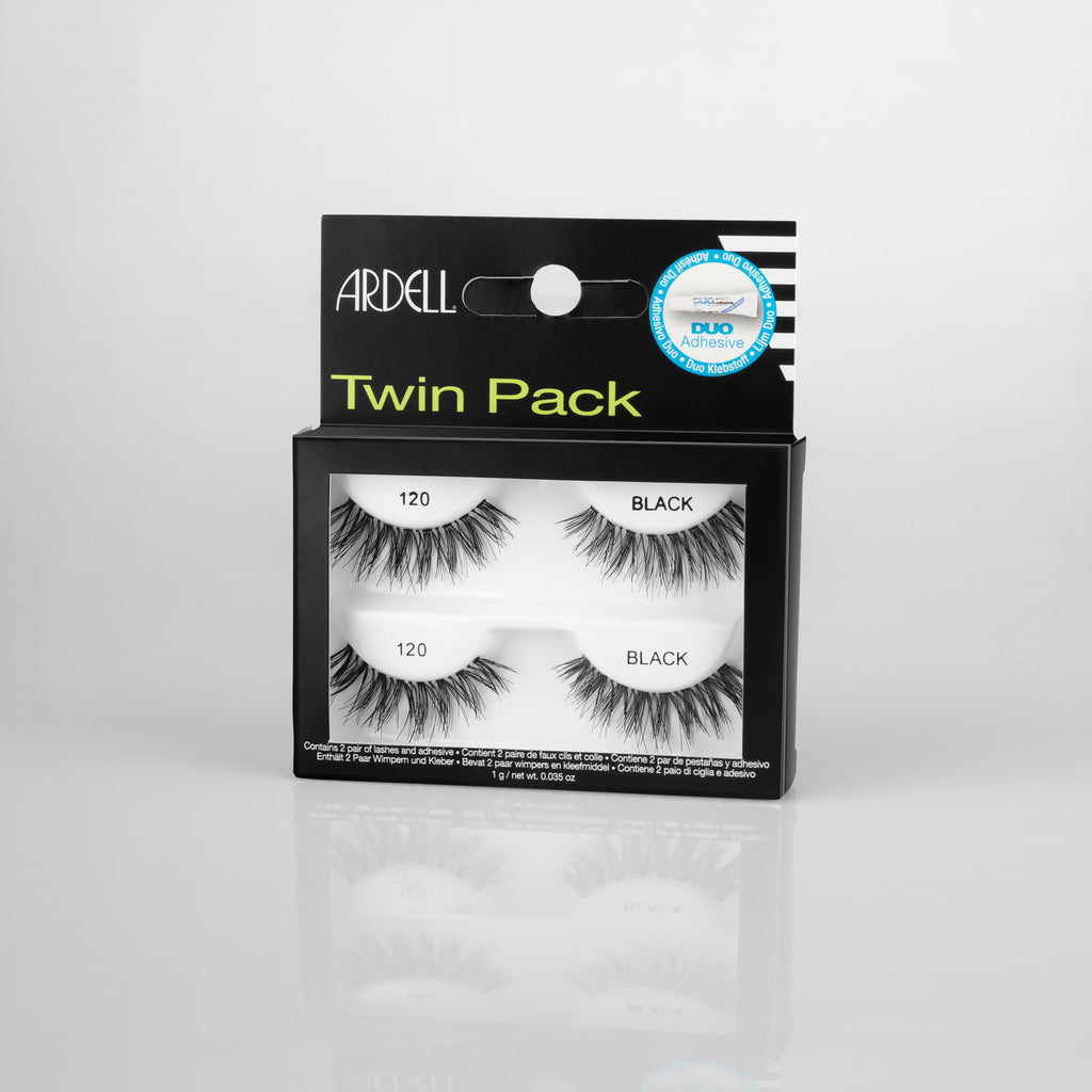 ARDELL TWIN PACK NATURAL 120 DEMI