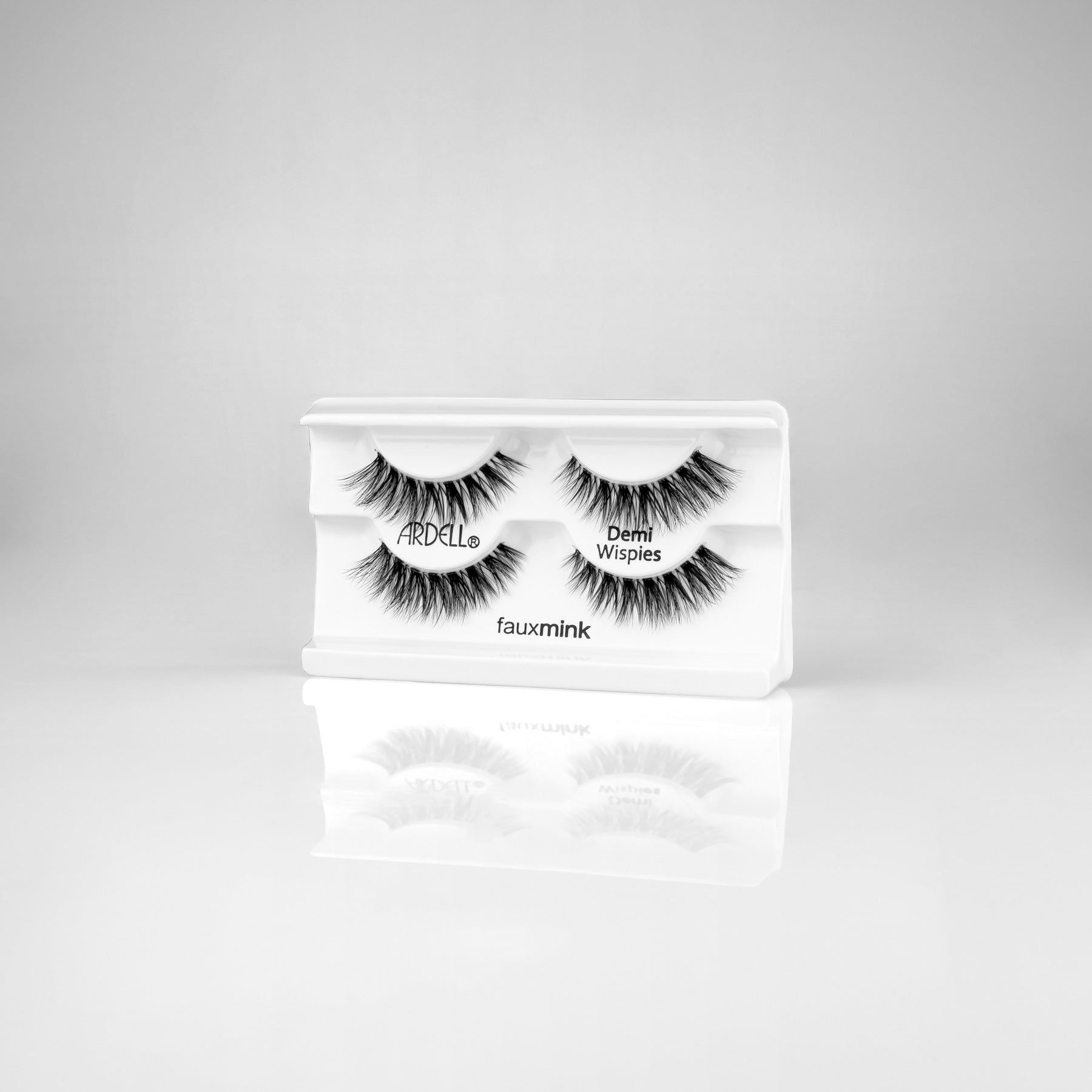 shop-bacodi ARDELL FAUX MINK DEMI WISPIES TWIN PACK