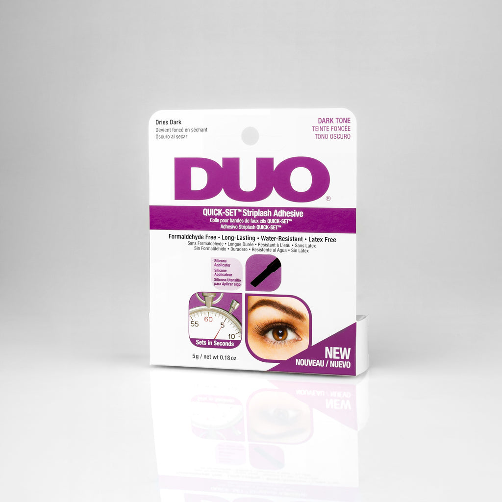 DUO Quick Set Striplash Adhesive Dark