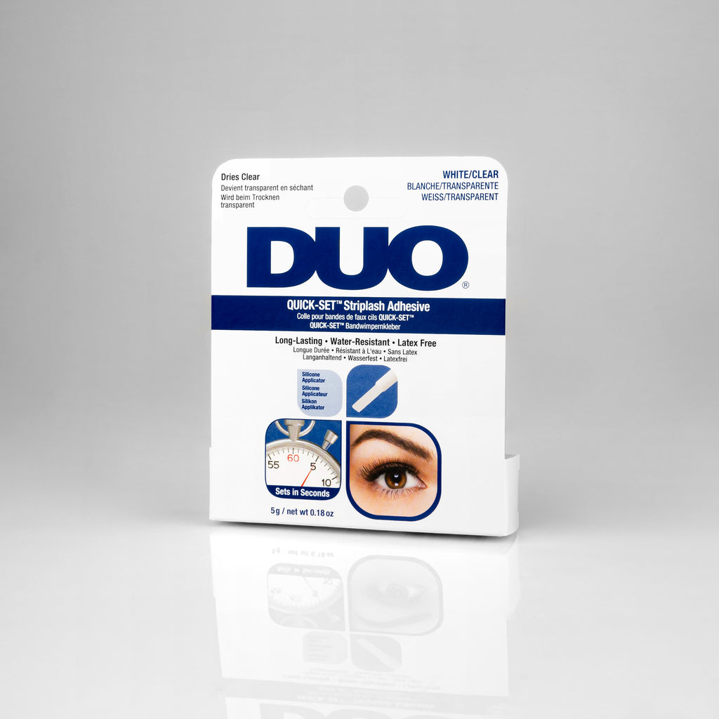 DUO Quick Set Striplash Adhesive Clear