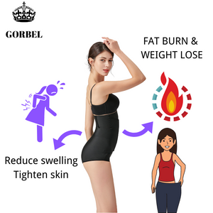 Gorbel butt and tummy control shapewear corset waist trainer
