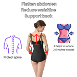 Load image into Gallery viewer, Gorbel butt and tummy control shapewear corset waist trainer