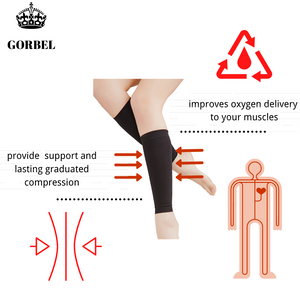 Footless Compression Socks