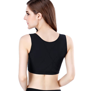 Chest Up Shapewear for Women Tops Back Support Posture Corrector