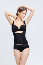 Laden Sie das Bild in den Galerie-Viewer, Gorbel Frauen Taille Trainer Korsett Weste Body Shaper