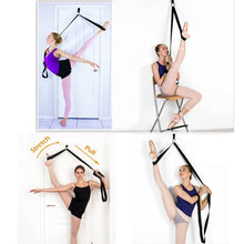 Load image into Gallery viewer, Buy Yoga New Door Flexibility Stretching Trainer Strap, Flexibility never been easier!