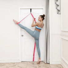 Load image into Gallery viewer, This Stretcher Strap has been made for Ballet, Cheer, Dance, Gymnastics, Trainer, Yoga.