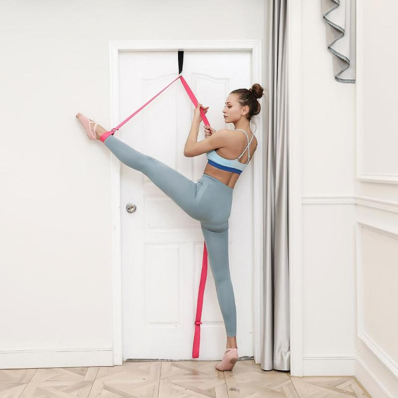 This Stretcher Strap has been made for Ballet, Cheer, Dance, Gymnastics, Trainer, Yoga.