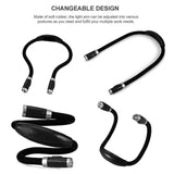 Convenient Flexible Handsfree Led Neck light