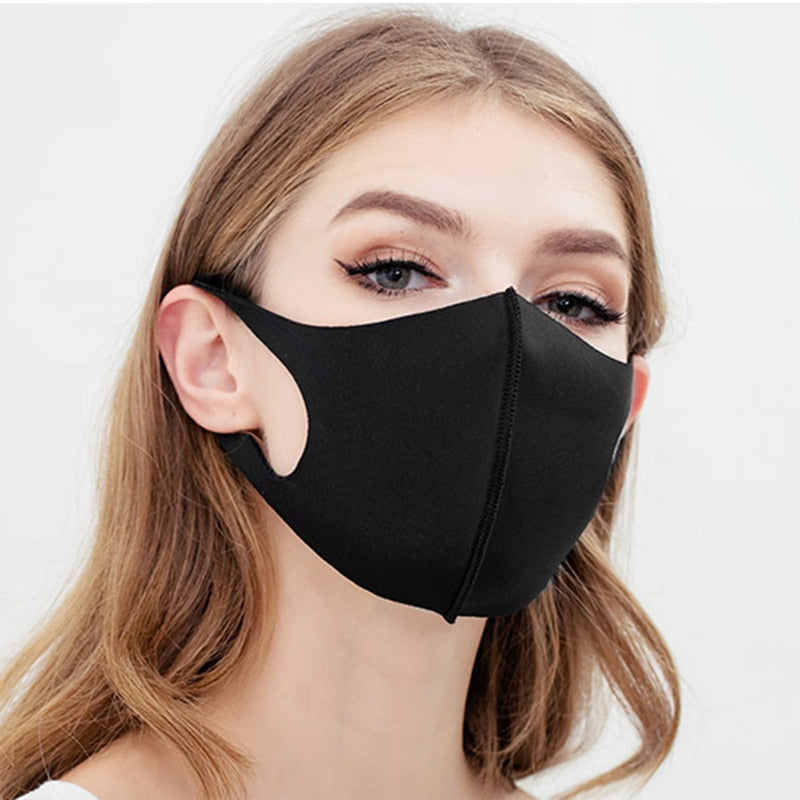 When and how to use masks coronovirus Anti-flu Anti-smog Soft Nano Fiber Sponge Breathing Protective coronavirus Face Masks Unisex Mouth-muffle Anti-Dust Respirator