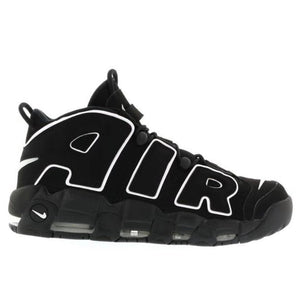 Air Uptempo - Black White (2020)