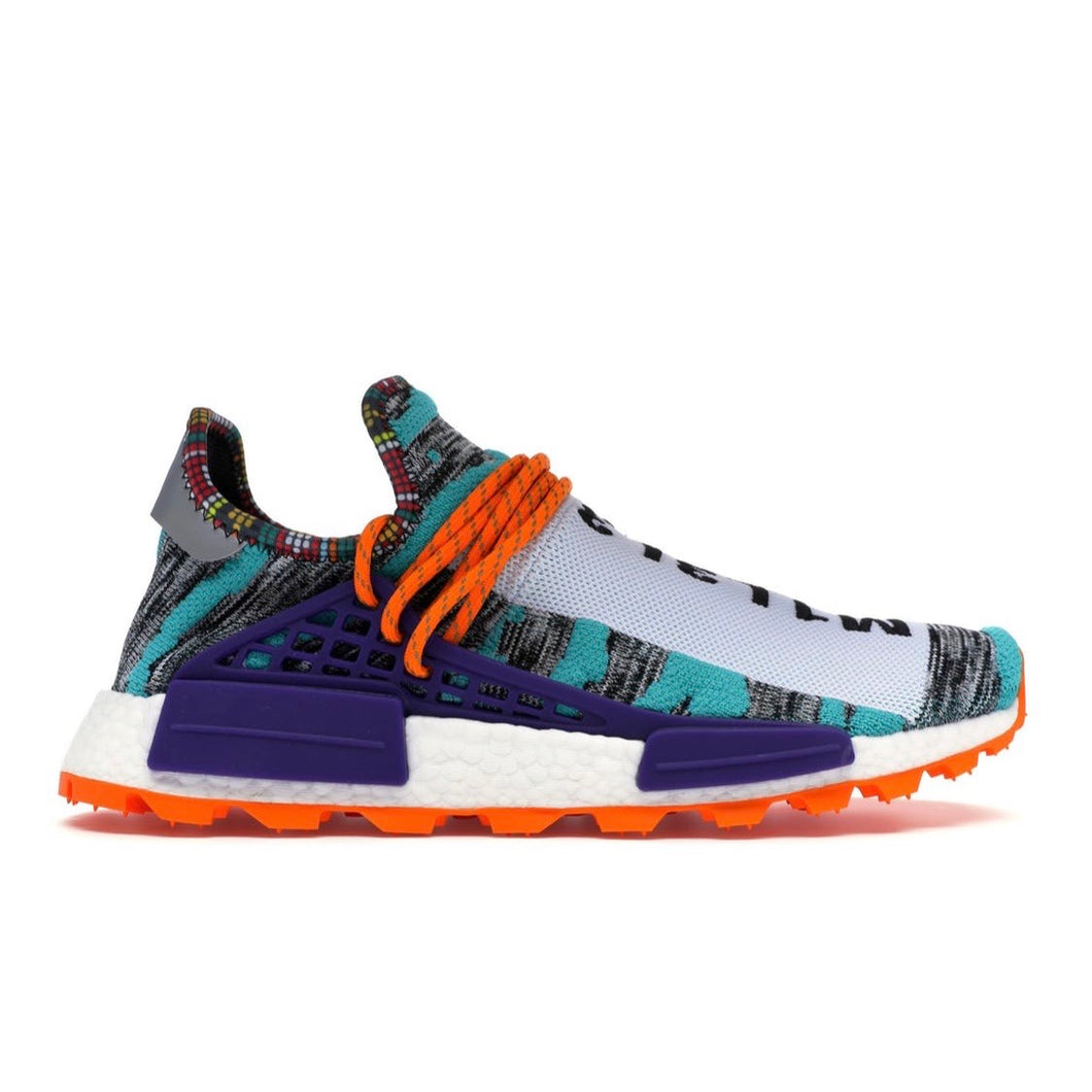 NMD Hu - Pharrell Solar Pack - Orange