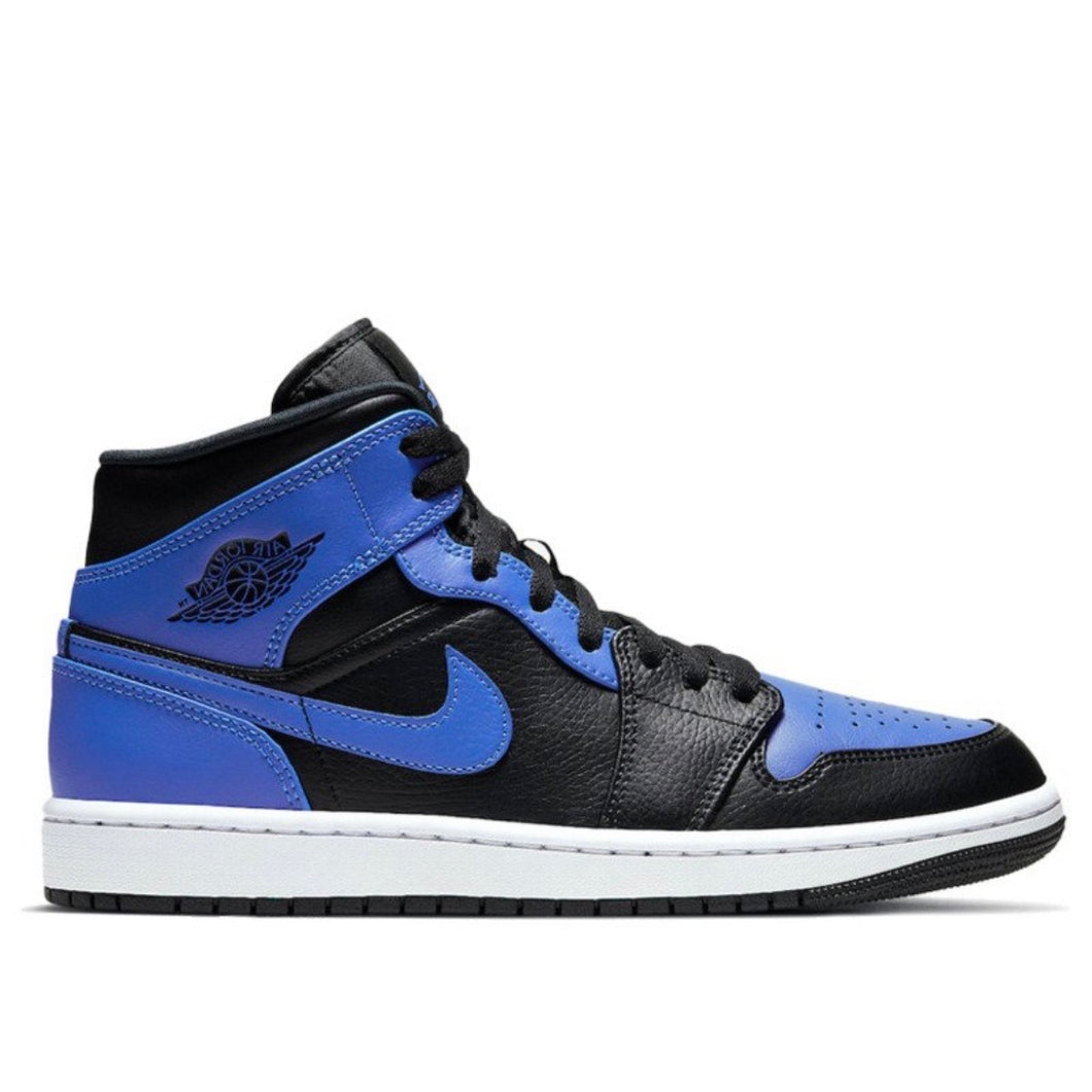 Jordan 1 Mid - Hyper Royal