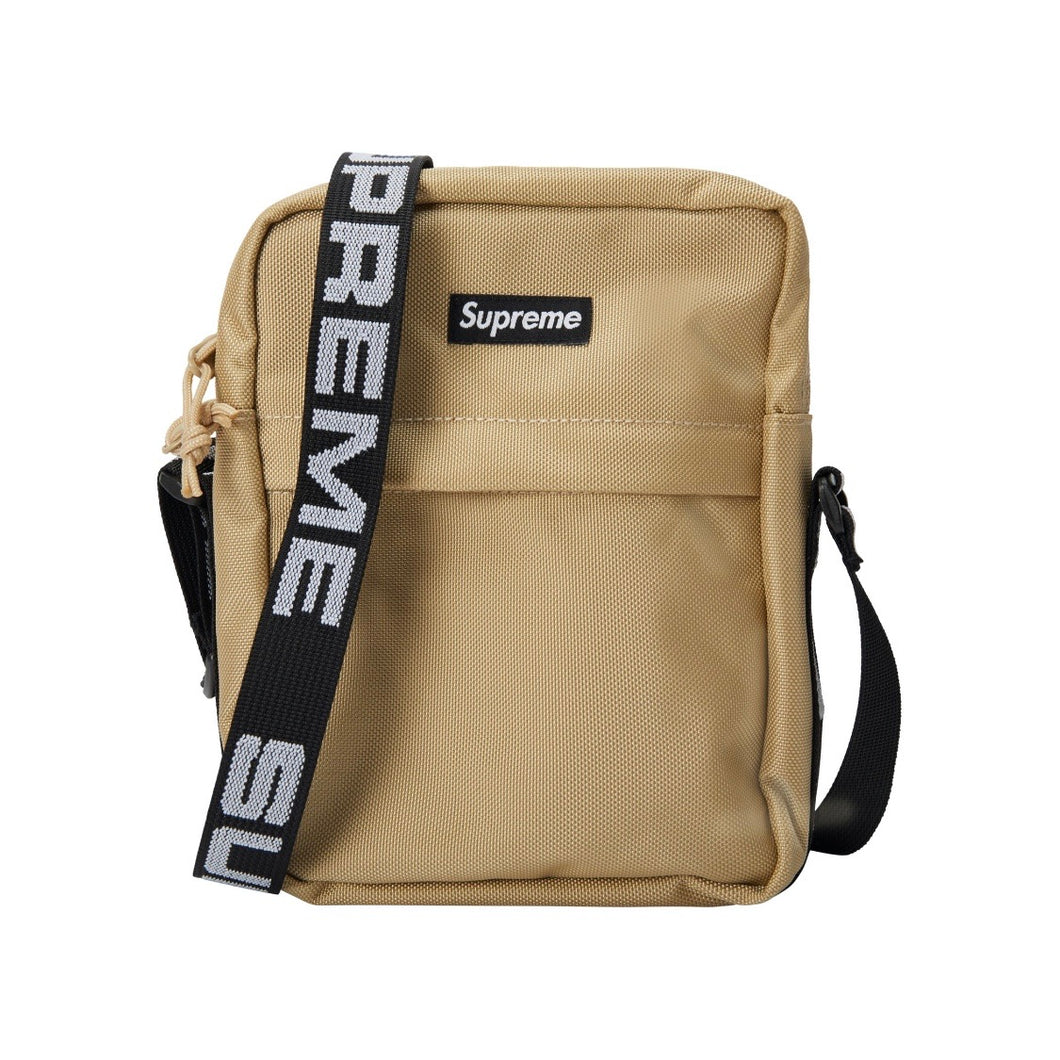 Supreme Shoulder Bag - Tan (SS18)