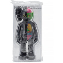 Load image into Gallery viewer, KAWS Companion Flayed Open Edition Vinyl Figure Black